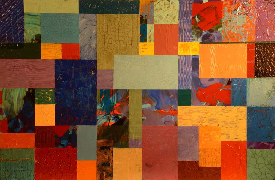 Artwork Of Mary Laucks Contemporary Abstract Painter
